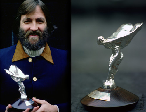 The Spirit of Ecstasy Award